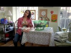 Ana Ortiz takes on her toughest role yet: playing Fernanda, a wife of teacher affected by budget cuts, trying to keep her children from going hungry each night . Find more real hunger stories from Feeding America at http://feedingamerica.org/hunger