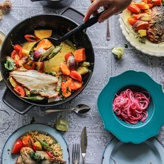 13 One-Pan Meals for Busy Weeknights