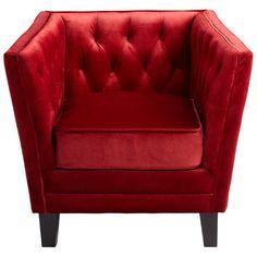 Cyan Design Prince Valiant Barrel Chair