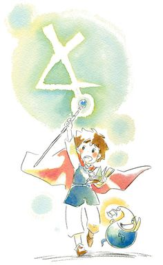 so obsessed with Ni No Kuni