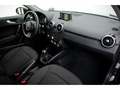 audi a1 1-6-tdi-attraction black - 4