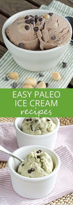 10 Easy Ice Cream Re
