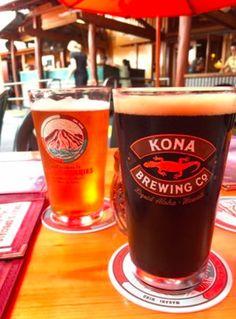 コナ・ブリューイング Pint Glass, Hawaii, Beer, Restaurant, Drinks, Tableware, Food And Drinks, Root Beer, Drinking