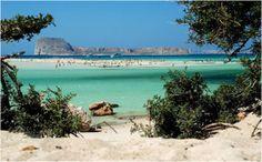 Mpalos & Gramvousa ~ Chania, Crete (Greece)