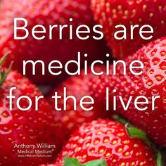 Berries are medicine for the liver🌟 Learn more about the healing power of ber… Berries are medicine for the liver🌟 Learn more about the healing power of berries in my new book Liver Rescue, link in bio👆🏻 Natural Liver Detox, Detox Your Liver, Natural Health, Liver Cleanse, Cleanse Detox, Tomato Nutrition, Health And Nutrition, Health And Wellness, Health Tips