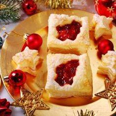 Sugary Cranberry Bites