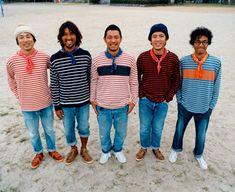 Stripe dudes