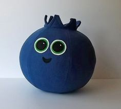 Blueberry Pillow -SOLD!