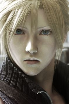 Cloud Strife. Final Fantasy VII