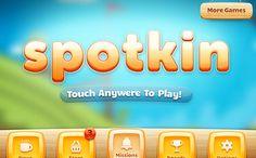 Spotkin game UI #GUI