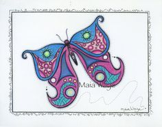 Dreams on the Wind by maiaart on Etsy, $3.75