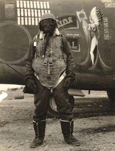 Unknown B-24 crewman.