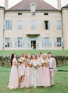Bridesman, Groomsmaid, Man-of-Honor & Best Lady: If you're having a coed bridal party you'll want to read these tips first! Male Bridesmaid, Bridesmaid Outfit, Brides And Bridesmaids, Wedding Attire, Wedding Dresses, Wedding Goals, Dream Wedding, Fantasy Wedding, Destination Wedding