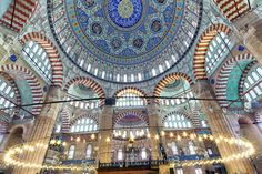 Edirne is another great place to visit for the weekend from Istanbul. The Selimiye Mosque in Edirne Province Turkey. #Beautiful