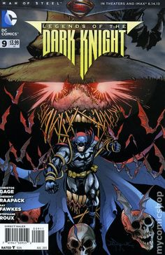 Legends of the Dark Knight (2012 DC) 9