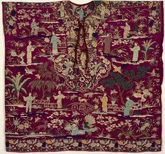 From Risd Museum. A beautiful Jhabla (Pharyah)