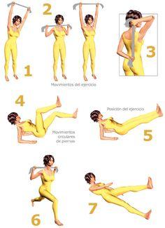 ejercicios para verse bien