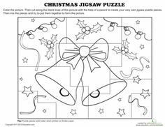 Color the North Pole  North pole Worksheets and Christmas tree