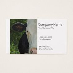 Cattle rancher farmer business card make your own business card cattle rancher farmer business card make your own business card with this great design all you need is to add your info to this template click colourmoves