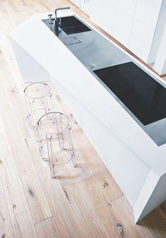 Corian®: le matériau idéal pour votre cuisine - IDEO