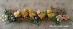 Il filo di mais di Chiara Gloria e Daniela: Un tenero fuoriporta per Pasqua