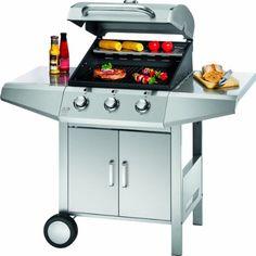 Gasgrills günstig online kaufen - Profi Cook PC-GG 1057 Gasgrill 3-Brenner Profi Cook ▷▷ http://ebay.to/1eteDHN