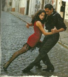 Love the passion of Tango!