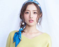 These Beautiful Japanese Actresses Are More Popular Than Idols In Korea — Koreaboo Beautiful Japanese Girl, Cute Japanese, Japanese Beauty, Beautiful Asian Women, Asian Beauty, Scarf Hairstyles, Unique Hairstyles, Satomi Ishihara, Prity Girl