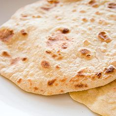 Chapati - atta flour flatbread recipe, and tips on how to get them to inflate properly.