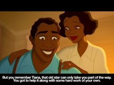 "Tiana was a daddy's girl — and she listened to him! | Community Post: Proof That ""The Princess And The Frog"" Is One Of The Most Underrated Disney Movies Ever"