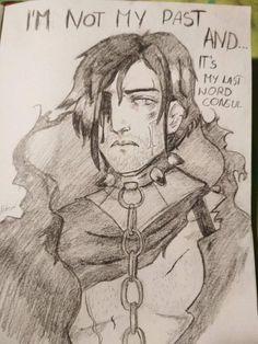Muriel sketch ;]   The Arcana: Visual Novel Amino