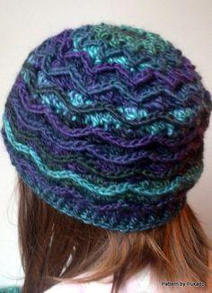 Ziggy Hat - Free crochet pattern