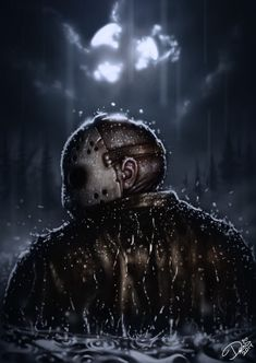 Jason+Voorhees+Speedpainting+by+Disse86.deviantart.com+on+@DeviantArt
