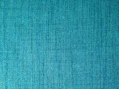 TEAL TURQUOISE AQUA BLUE WOVEN POLY  LINEN SOLID DRAPERY UPHOLSTERY FABRIC - beautiful. Would love an armchair upholstered in this.