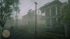 In the real world, the city of New Orleans is a beautiful place with amazing culture and entiertaine Confederate Statues, Red Dead Redemption Ii, St Denis, Cultural Capital, Famous Buildings, Lake Charles, Fancy Houses, The Real World, Public Transport