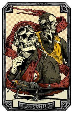Skull Pilots