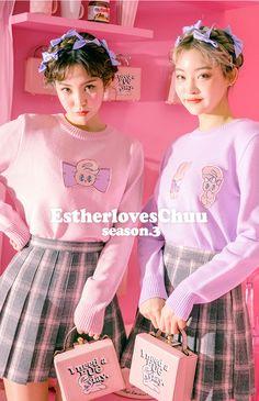 chuu_츄 - 츄(chuu)   Estherloveschuu square bag   ♥esther loves chuu♥