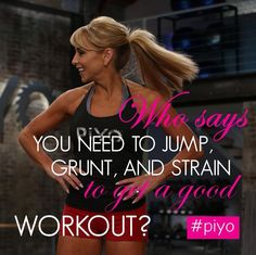 Guess what?  PiYo is being released mañana yep tomorrow... Www.yosiefitness4life.com