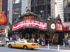 Hard Rock Cafe, New York