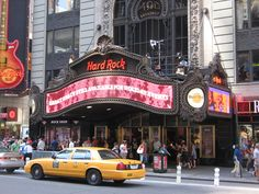 Hard Rock Cafe - New York - 1501 Broadway