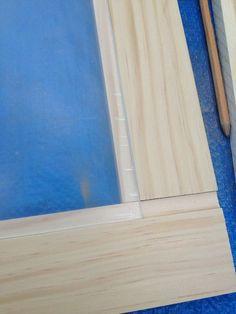 Storm Windows Part I: Who's Your Dado? Porch Windows, Old Windows, Windows And Doors, House Windows, Glass Storm Doors, Glass Porch, Window Inserts, Window Repair, Diy Porch