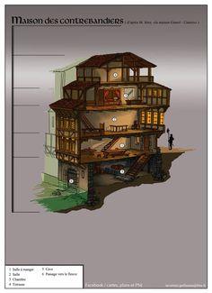 Maison des contrebandiers.