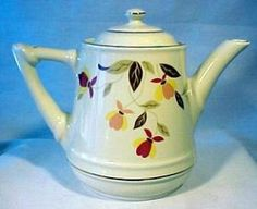 Autumn Leaf Musical Teapot Click the image for more information.