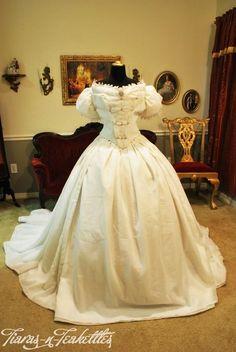 Empress Elisabeth of austria Gown