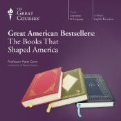 Best-selling books have played a critical role in influencing the tastes and purchasing habits of American readers for more than 100 years. But there is more to America's great best-selling books than the sales figures they rake in. American bestsellers also offer us ways to appreciate and understand particular periods of American culture.In this series of 24 lectures you'll enjoy a pointed look at key best-selling works and their places within the greater fabric of American cultural…