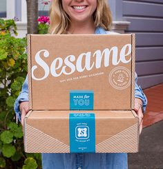 Sesame   Lovely Package