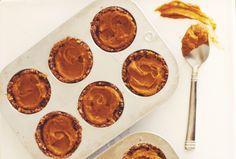 Raw Vegan Pumpkin Pie Tart