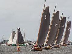 skutsjesilen - means sailing races on the friesian lakes