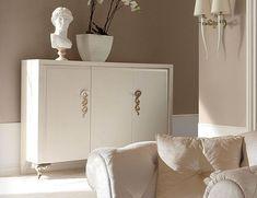 Soggiorno classico bianco 08   Arredare living   Pinterest