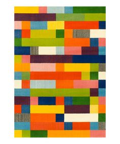 Take a look at this Urban Pixelated Rug by Oriental Weavers on #zulily today!